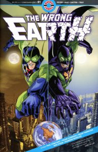 Wrong Earth #1 (2018)