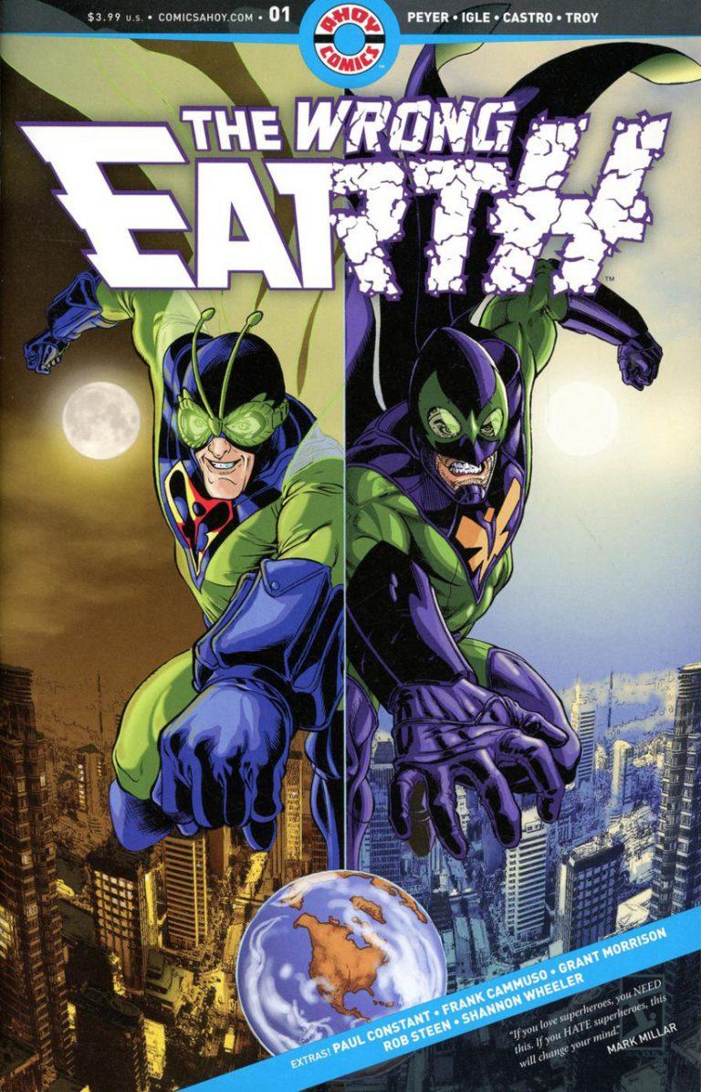 Wrong Earth #1 (2018)