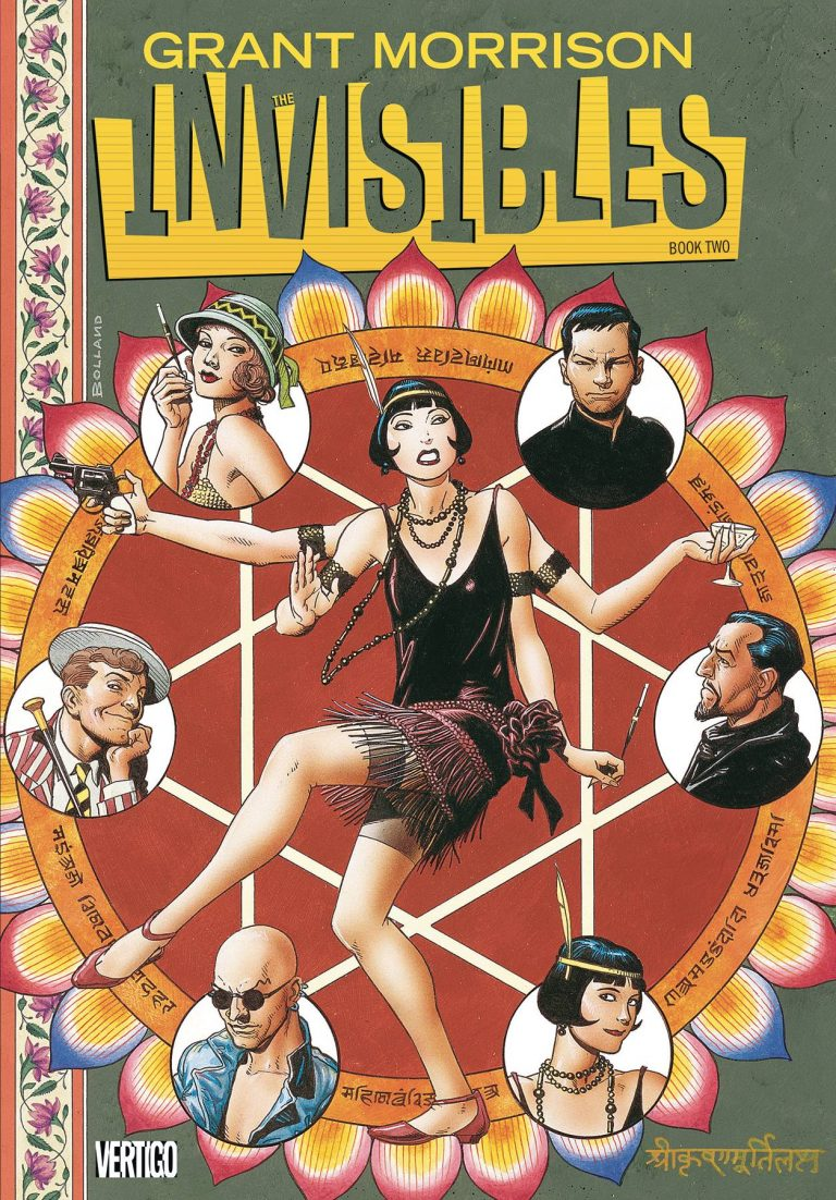 The Invisibles #2 (2018)