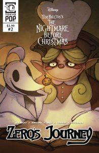The Nightmare Before Christmas: Zero's Journey #2 (2018)