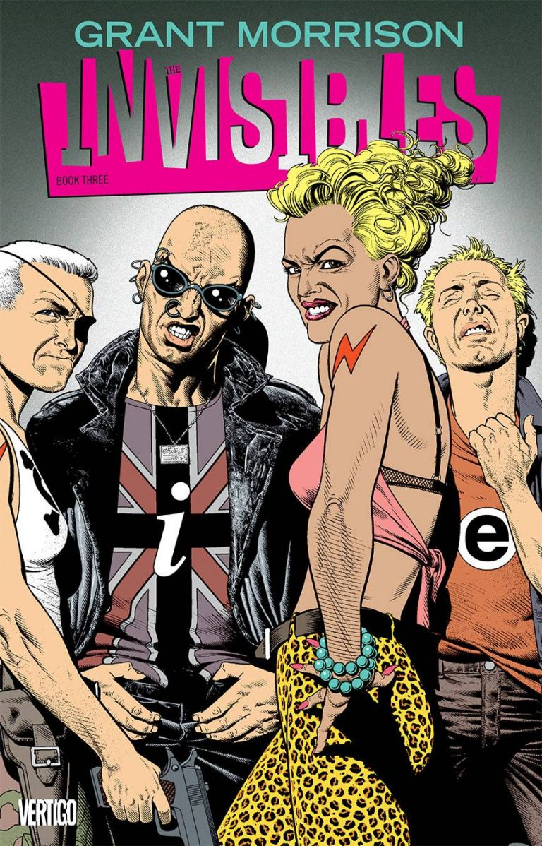 The Invisibles #3 (2018)