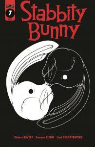 Stabbity Bunny #7 (2018)