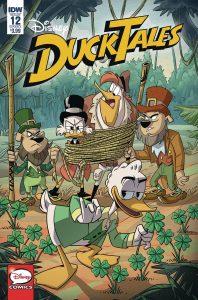 DuckTales #12 (2018)