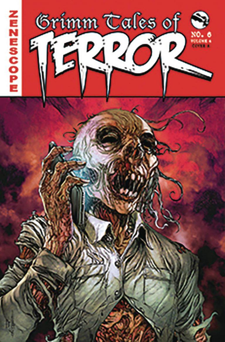 Grimm Tales Of Terror (Vol 4) #6 (2018)