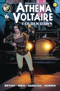Athena Voltaire and the Sorcerer Pope #6 (2018)