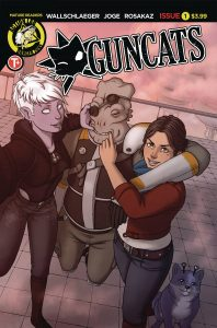 Guncats #1 (2018)