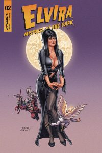 Elvira, Mistress Of Dark #2 (2018)