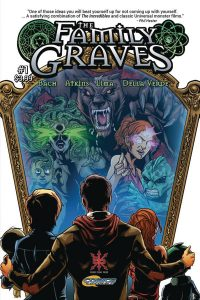 The Family Graves #1 (2018)