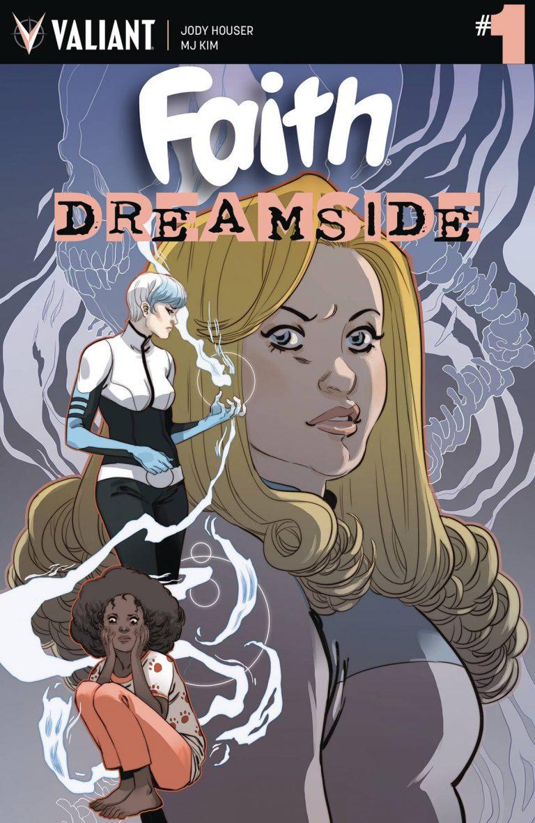 Faith: Dreamside #1 (2018)