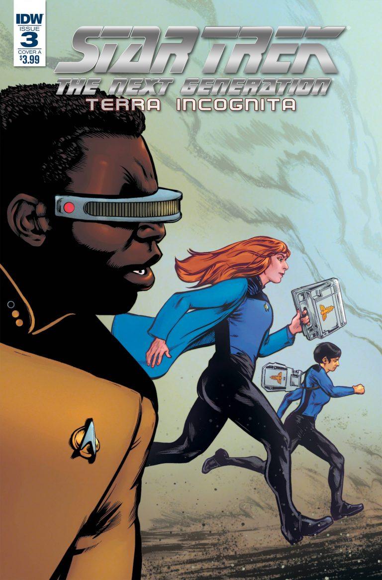 Star Trek The Next Generation: Terra Incognita #3 (2018)