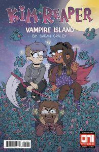 Kim Reaper: Vampire Island #1 (2018)