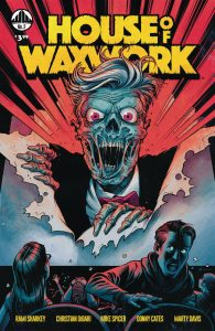 House Of Waxwork #2 (2018)