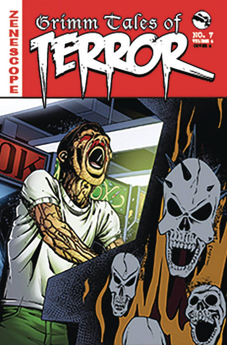 Grimm Tales Of Terror (Vol 4) #7 (2018)