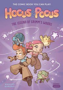 Hocus & Pocus #1 (2018)