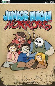 Junior High Horrors #1 (2018)