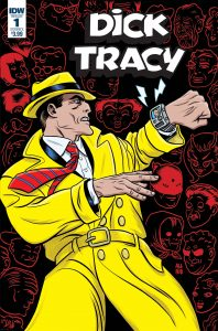 Dick Tracy: Dead Or Alive #1 (2018)