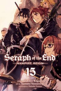 Seraph of the End: Vampire Reign #15 (2018)