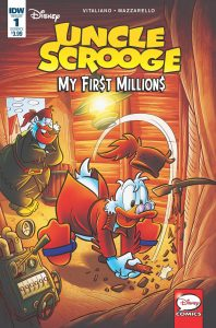 Uncle Scrooge: My First Millions #1 (2018)