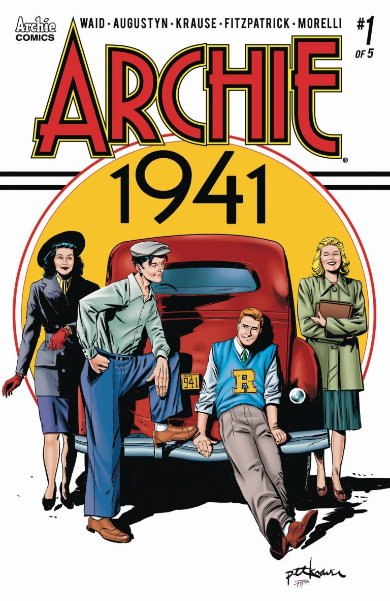 Archie 1941 #1 (2018)