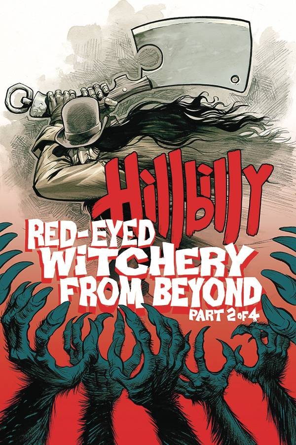 Hillbilly: Red Eyed Witchery From Beyond #2 (2018)