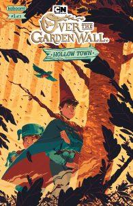Over Garden Wall: Hollow Town #1 (2018)