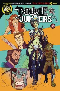 Double Jumpers: Full Circle Jerks #2 (2018)