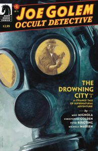 Joe Golem: Occult Detective - The Drowning City #1 (2018)
