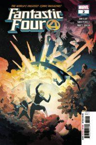 Fantastic Four #2 (2018)
