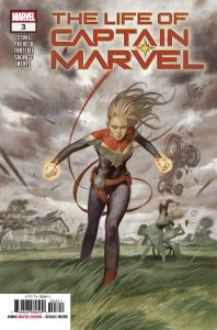 The Life Of Captain Marvel #3 (2018)
