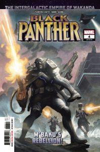 Black Panther #4 (2018)