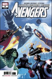 Avengers: Earth's Mightiest Heroes #8 (2018)