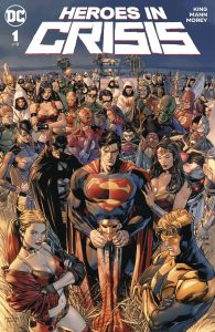 Heroes In Crisis #1 (2018)