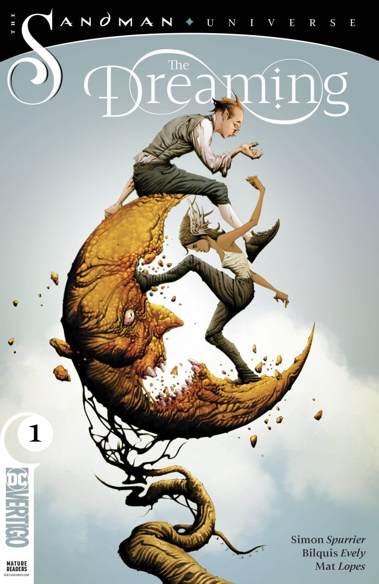 The Dreaming #1 (2018)