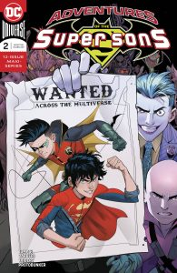 Adventures Of The Super Sons #2 (2018)