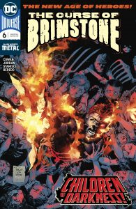 Curse Of The Brimstone #6 (2018)
