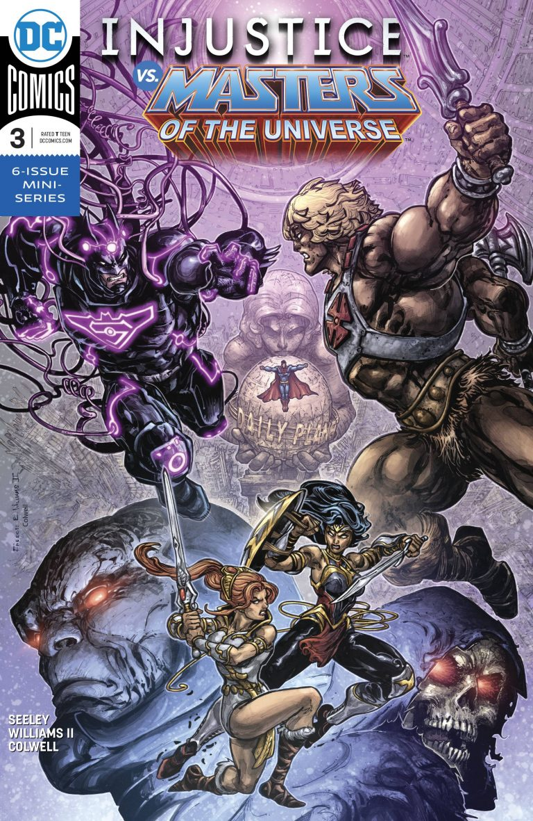 Injustice vs Masters of the Universe #3 (2018)