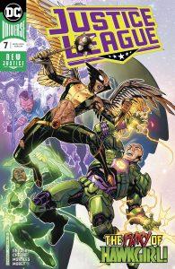 Justice League #7 (2018)