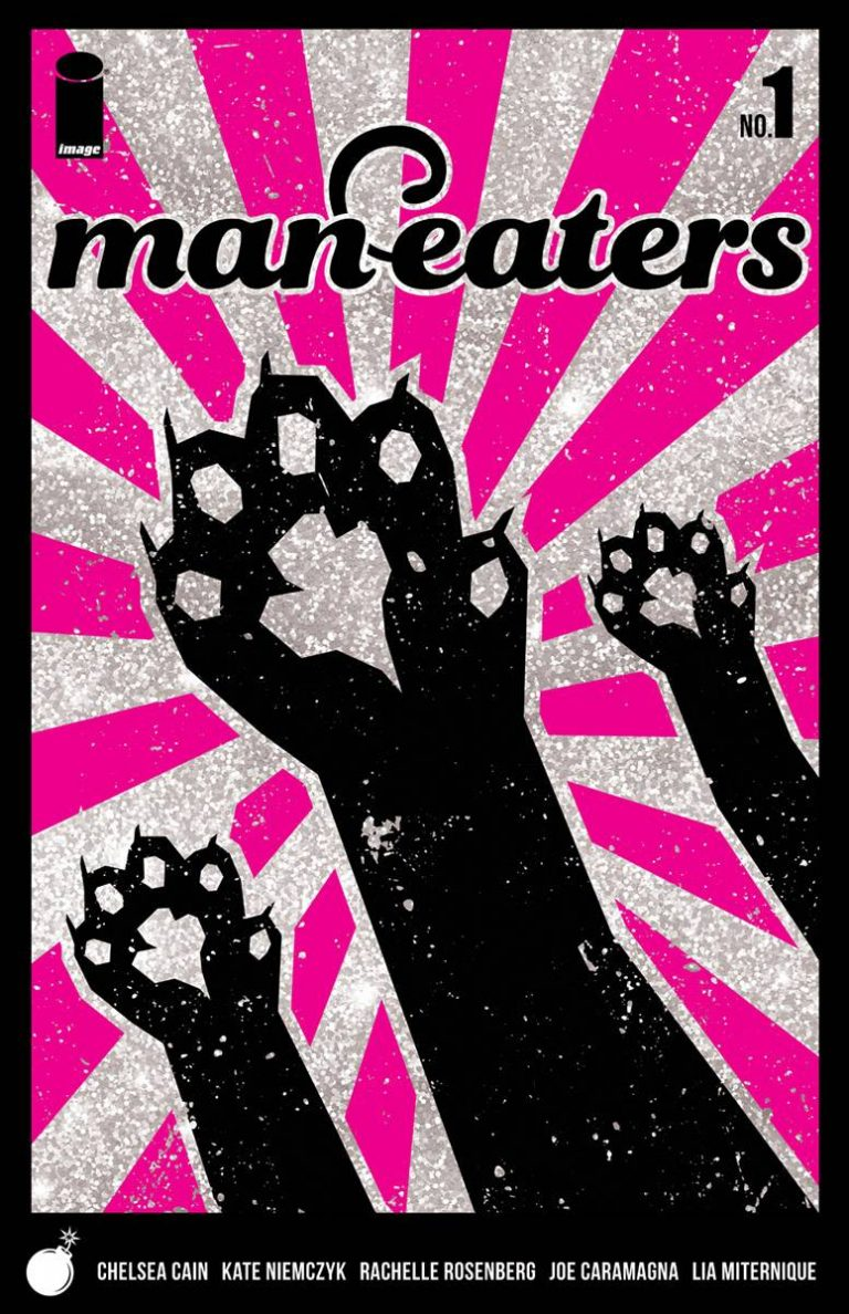 Man-Eaters #1 (2018)