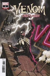 Venom: First Host #3 (2018)