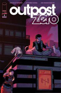 Outpost Zero #3 (2018)