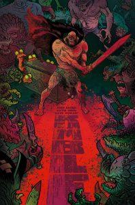 Rumble #7 (2018)