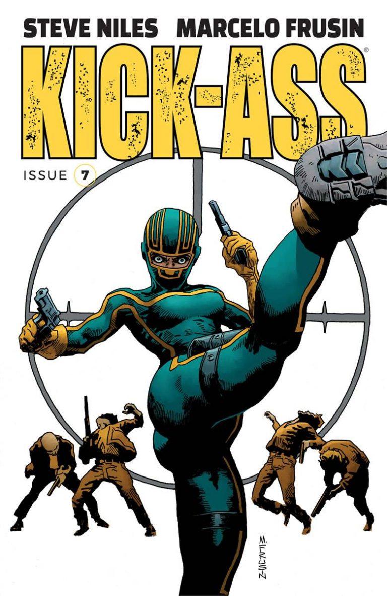 Kick-Ass #7 (2018)