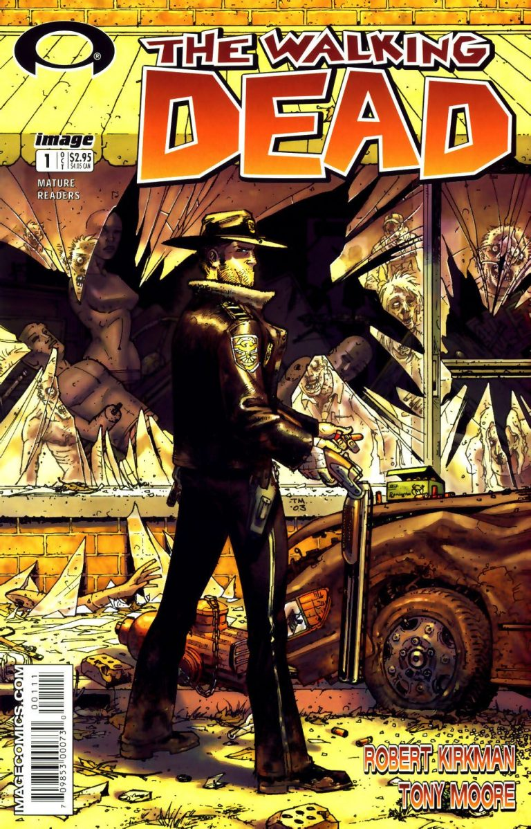 The Walking Dead #1 (2003)