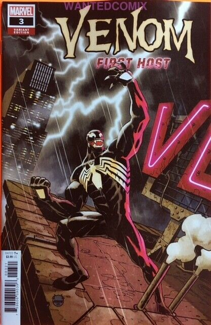 Venom: First Host #3 (2018)
