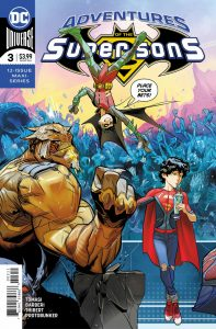 Adventures Of The Super Sons #3 (2018)