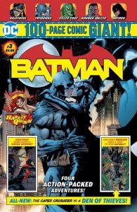 Batman 100-Page Giant (Walmart) #3 (2018)