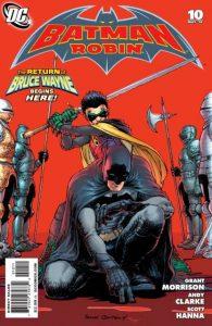 Batman and Robin #10 (2010)