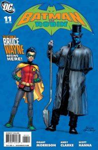 Batman and Robin #11 (2010)