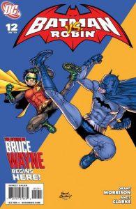Batman and Robin #12 (2010)
