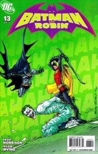 Batman and Robin #13 (2010)